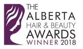 Winner Logo Alberta Hair Beauty Awards 2018-01